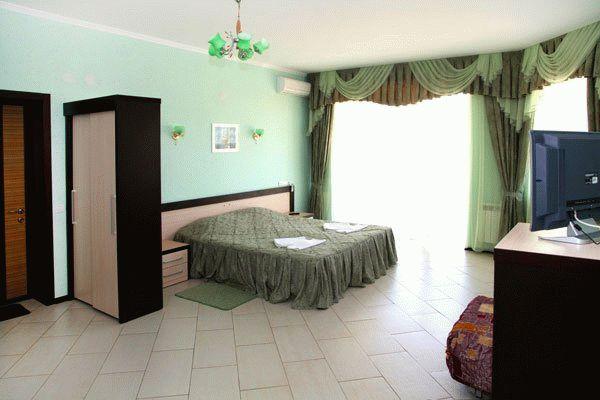Гостиница Бухта Радости в Анапе