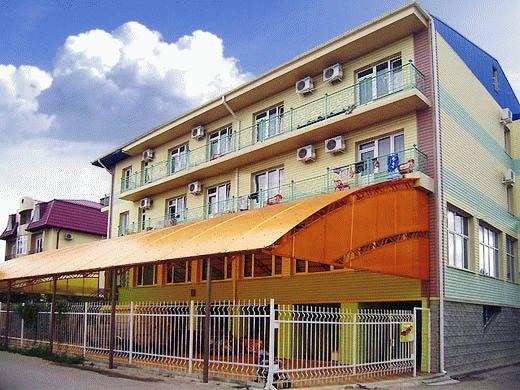 Гостиница «Рахат»
