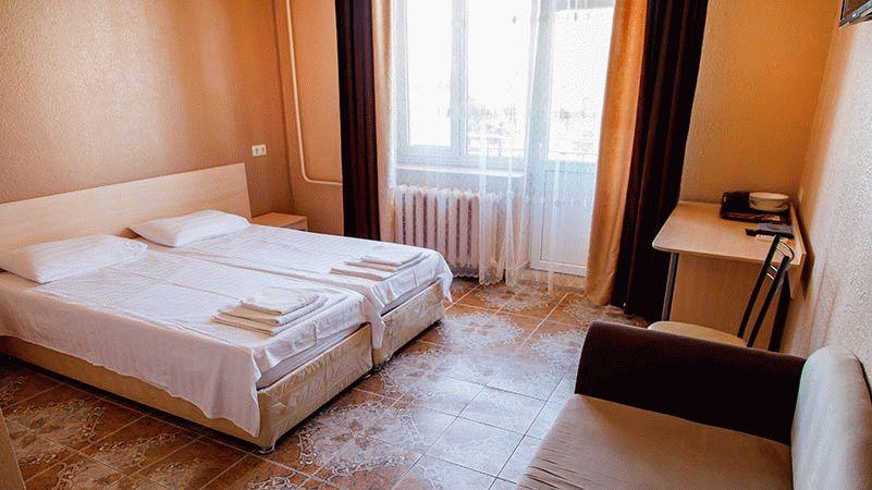 Гостиница Рахат в Анапе