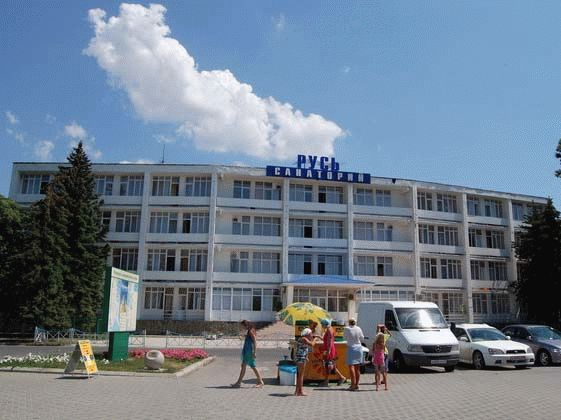 Санаторий «Русь» в Анапе