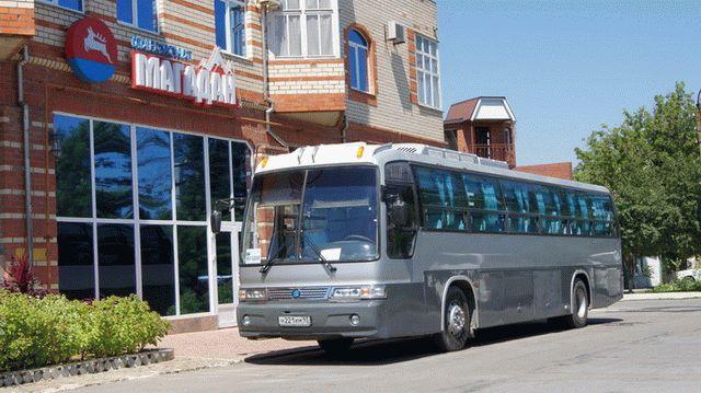 Пансионат «Магадан» в Анапе