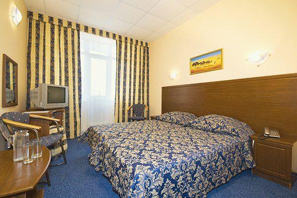 Гостиница Мирабель в Анапе