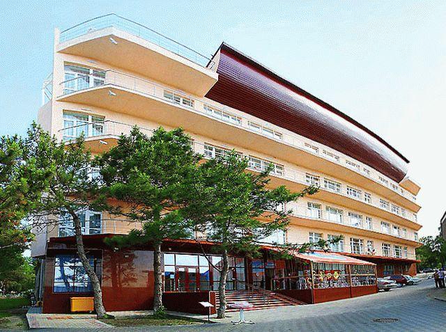 Анапа - Отель «Атлантида»