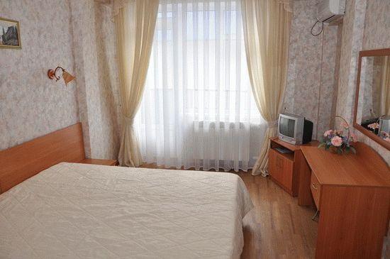 Санаторий Рябинушка - Анапа