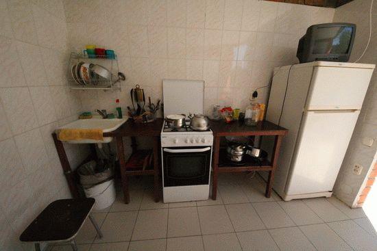 Частный сектор Сукко - кухня