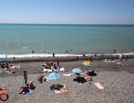 Пляж Сукко