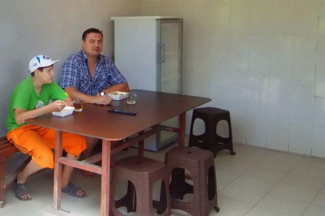Частный сектор в курортном Сукко