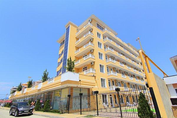 Гостиница «Троя» - Витязево