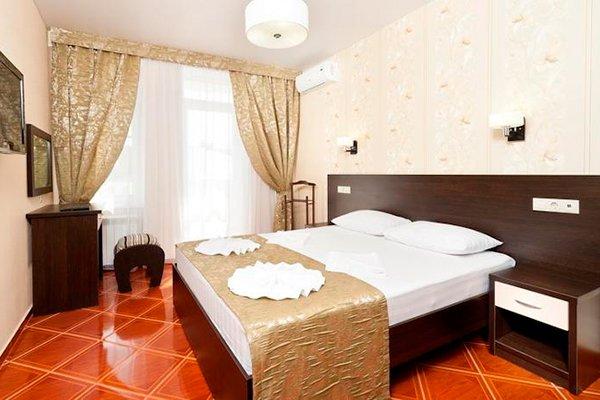 Отель «Имера» в Витязево