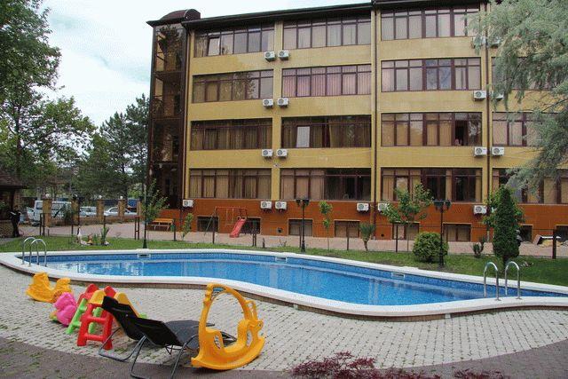 Отель «У Моря» в Анапе