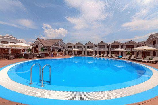 Отель «Белый пляж»