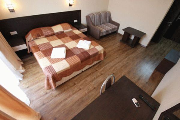 Номер в отеле Пальмира Палас в Анапе