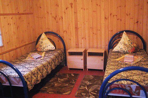 Отель Дельфин на курорте Анапа