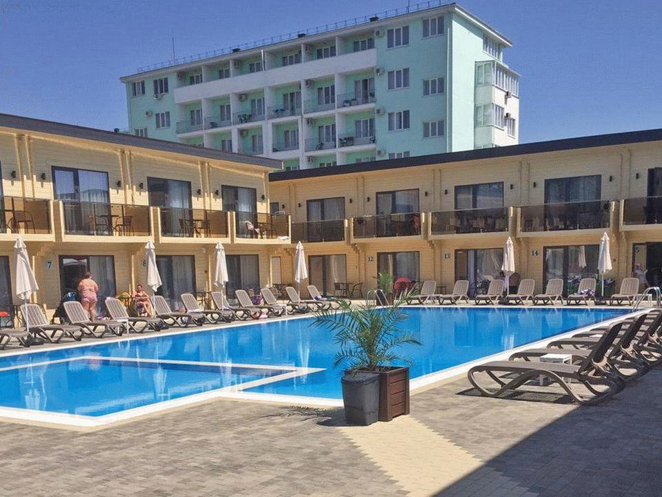 Отель Гранд-Круиз - Анапа