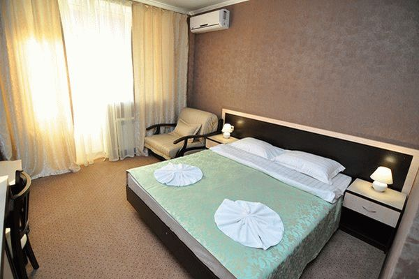 Отель Акварель Family в Анапе