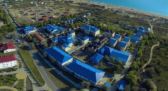 Санаторий Глобус Витязево