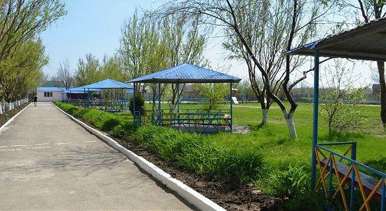 Санаторий Глобус в Анапе