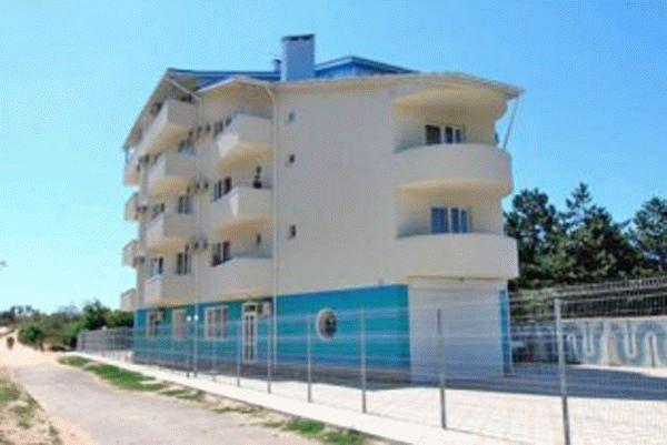 Отель «Робинзон» в Анапе
