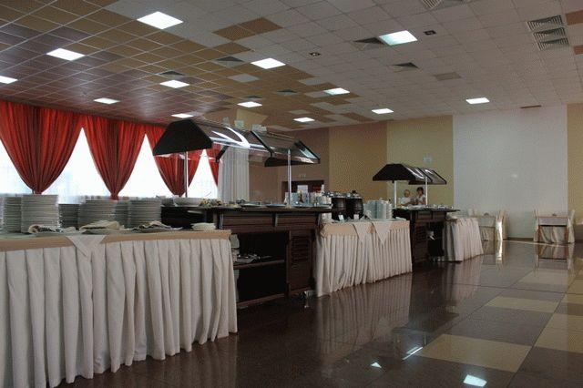 Отель Де ла Мапа  Анапа