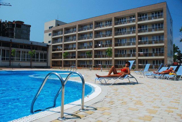 Отель «Де ла Мапа»