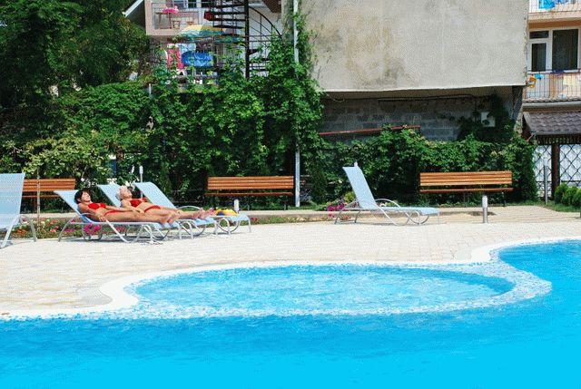 Отель Де ла Мапа в Анапе