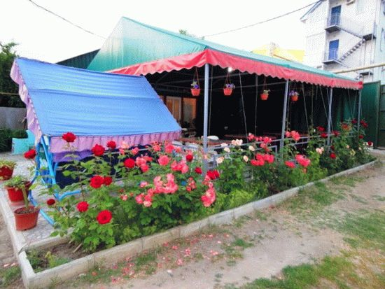 Мини-гостиница в частном секторе Джемете