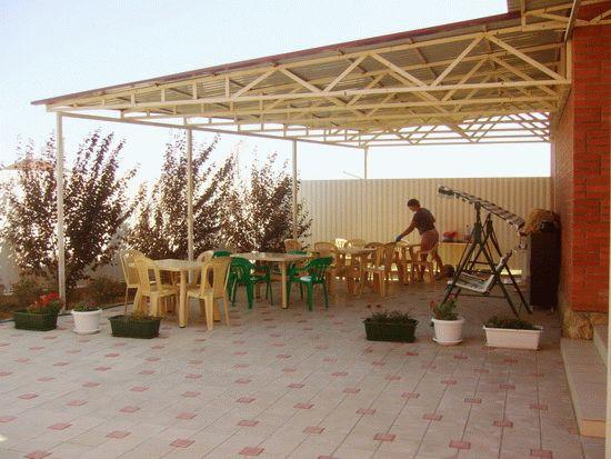Гостиница в Волне - Тамань