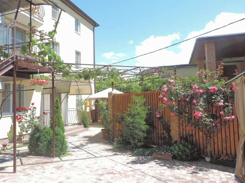 Гостиница «Солнечная» в Анапе