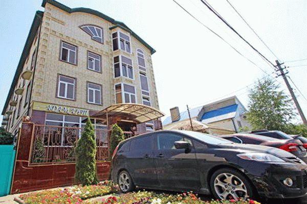 Отель Адамант в Анапе