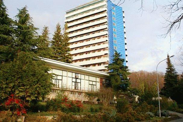 Cанаторий «Актер» - курорт Сочи