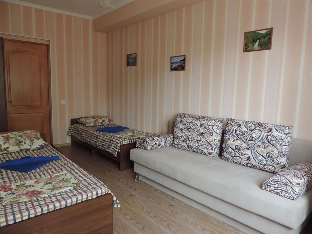 Гостиница Чайка в Джемете
