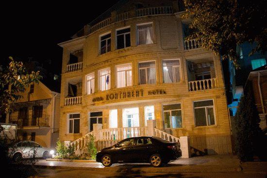 Отель Континент в Анапе