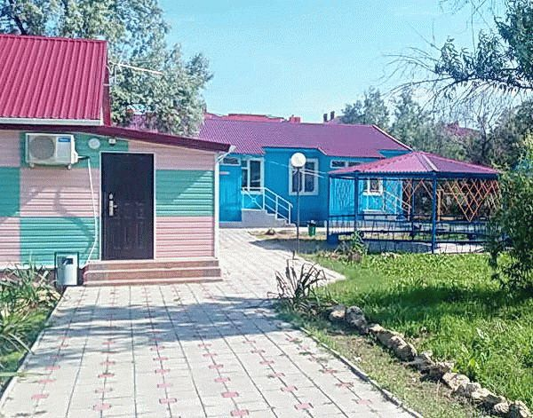 База отдыха Здоровье в Анапе
