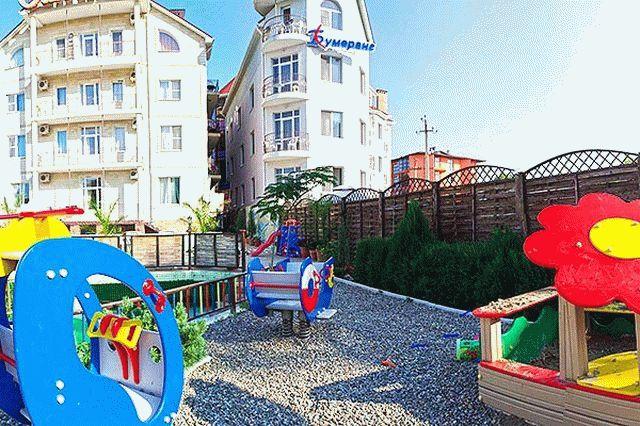 Отель «Оливия» в ВитязевоНомер отеля