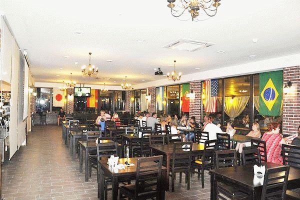 Отель в Голубицкой