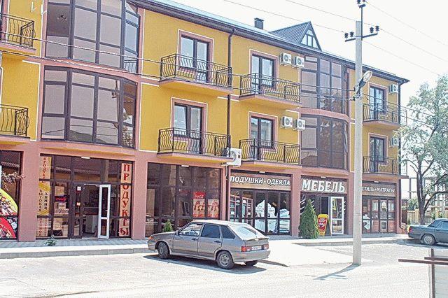 Отель Эллина в Витязево