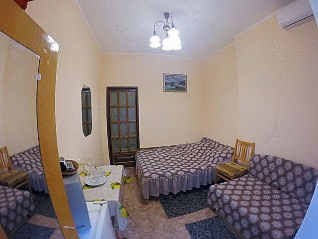 Мини гостиница в центре Анапы