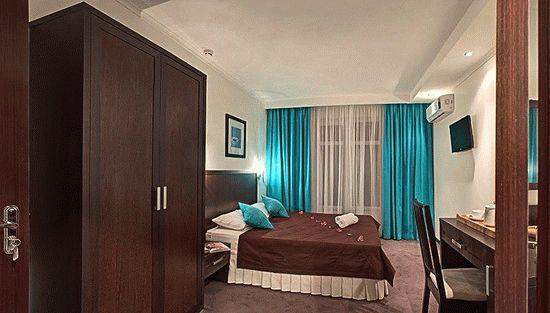 Отель Голубая Лагуна в Анапе