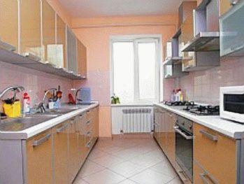 Кухня в гостевом доме Ладья в Геленджике
