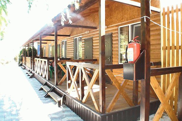 Гостиничный комплекс в Анапе