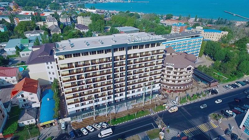 Отель SunMarinn - Анапа