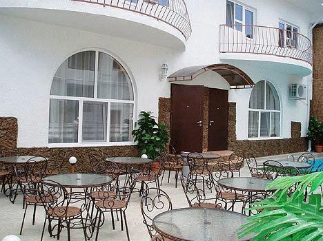 Отель «Максимус» в Анапе