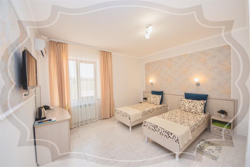Отель на Кирова в Анапе