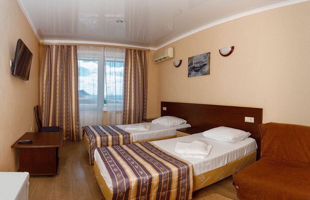 Отель Боспор в Анапе