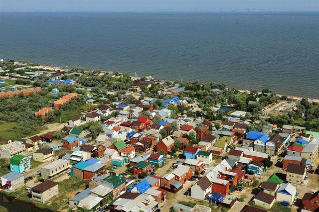 База отдыха Кавказ в Голубицкой
