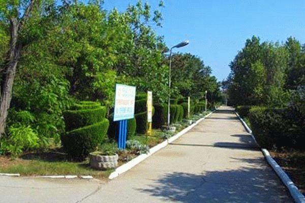 Санаторий Алмазный в Евпатории