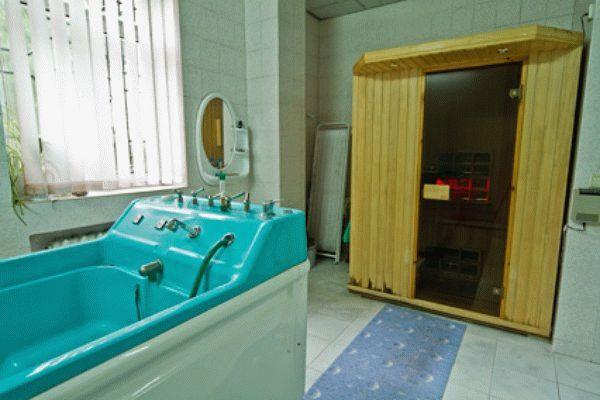 Лечение в санатории Дружба в Евпатории