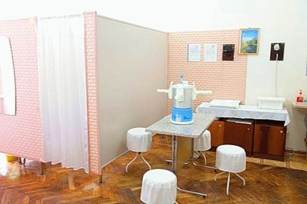 Санаторий Алуштинский