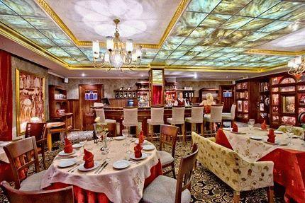 Отель Европа в Анапе