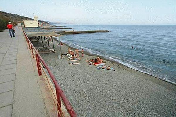 Санаторий Голден в Алуште